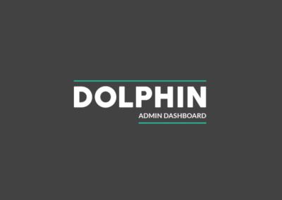 Dolphin Admin Dashboard